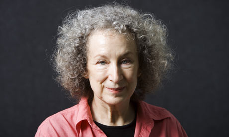 Canadese schrijfster Margaret Atwood