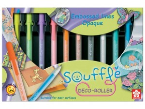 Sakura Soufflé pennen recensie