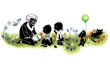 annie mg schmidt google doodle