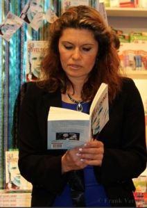 Maria Genova leest voor