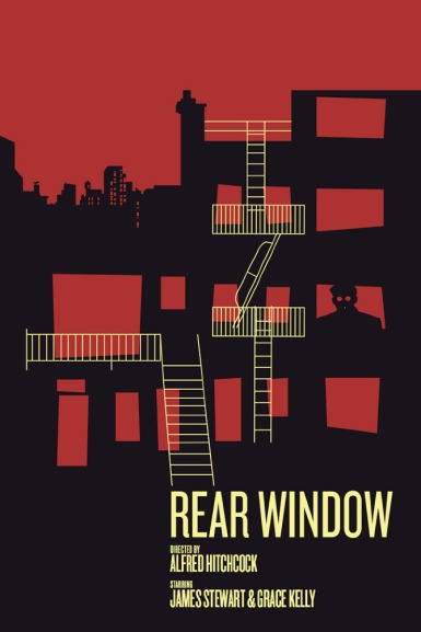 rear window poster winner